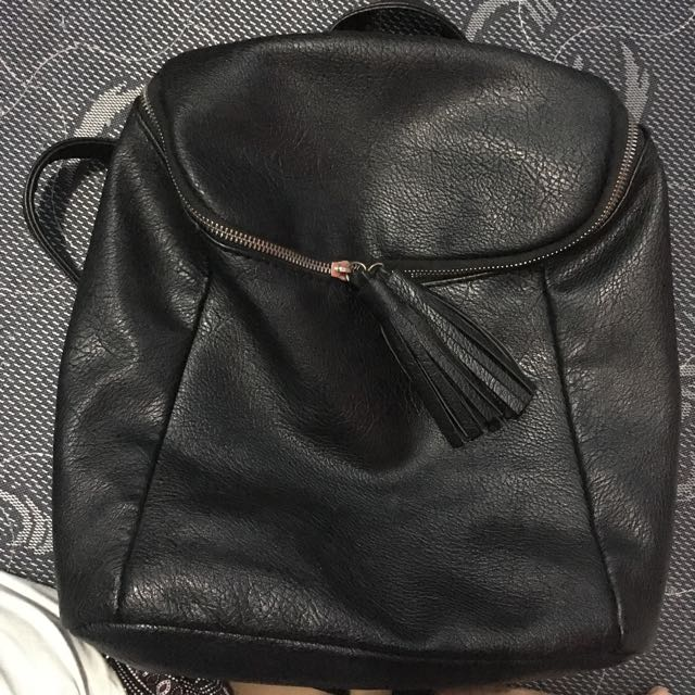 Tas Backpack Stradivarius