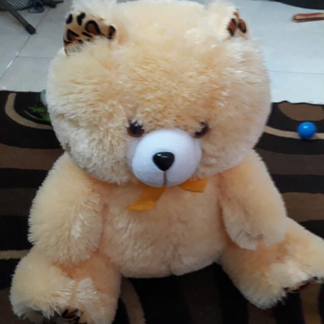 Teddy Bear Sedang