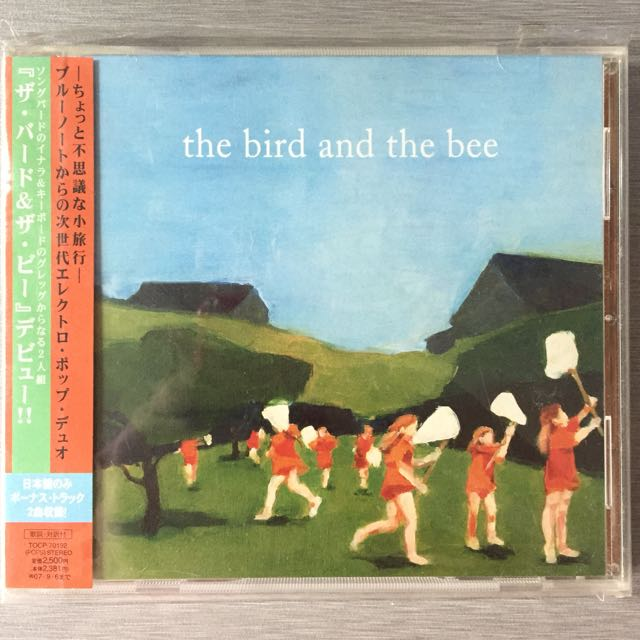 The Bird and the Bee Album (Japan Release)