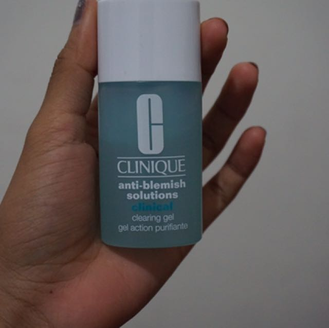 The Clinic Clearing Gel