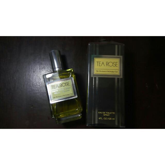 The Perfumer's Workshop - Tea Rose for Women (Eau de Toilette) 120ml