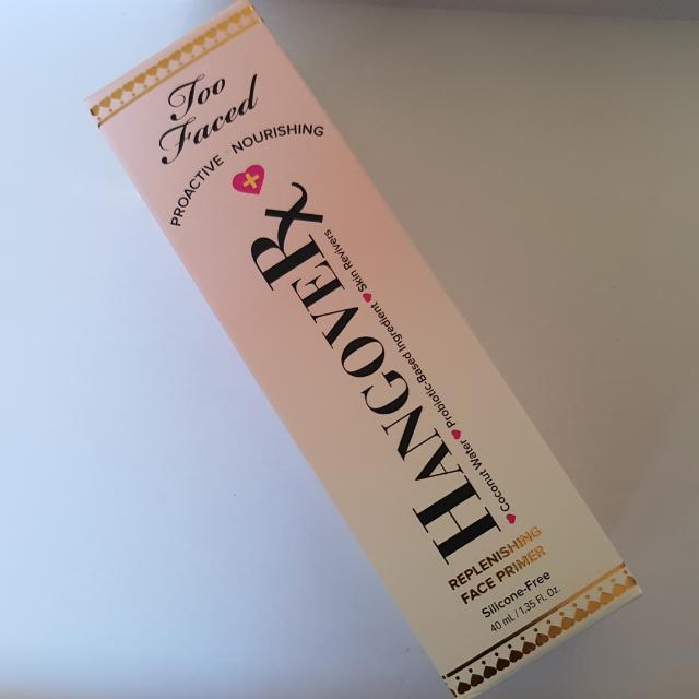 Too Faced Hangover RX Primer