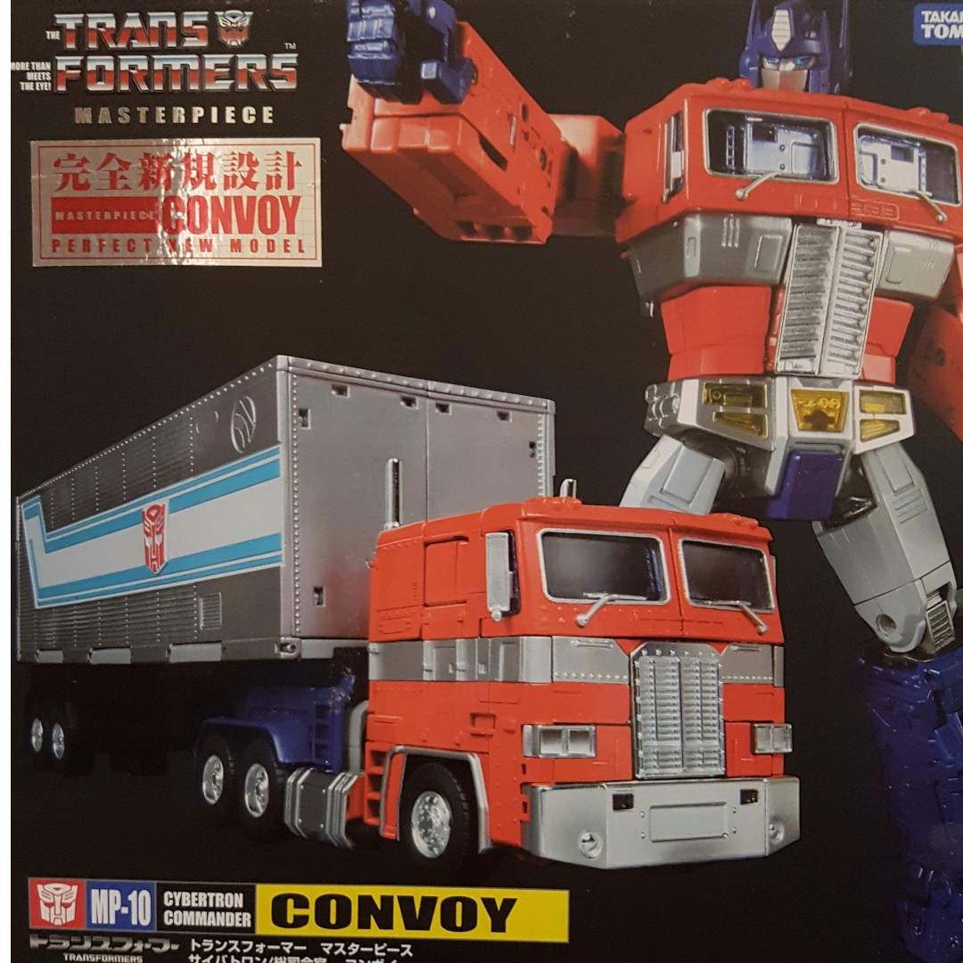 Transformer Optimus Prime Masterpiece Mp10 Toys Games On Transformers Mp 10 Convoy Photo