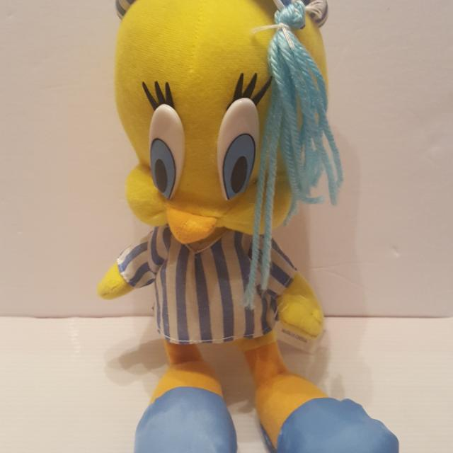 Tweety Bird Plush Toy