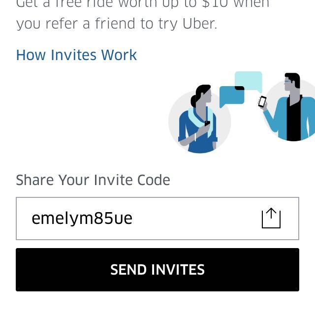 Uber Code