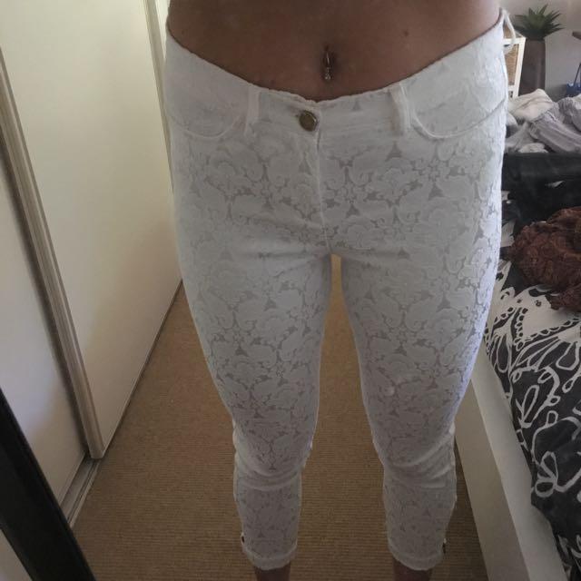 Velvet Jeans