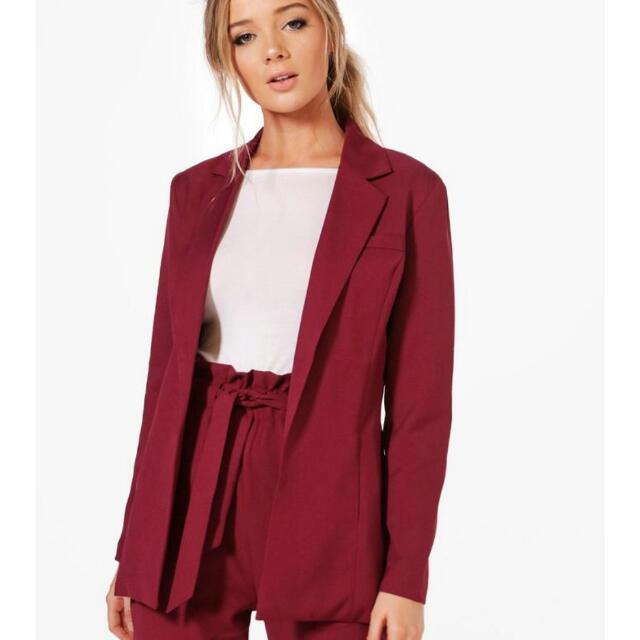 Violet Premium Tailored Blazer