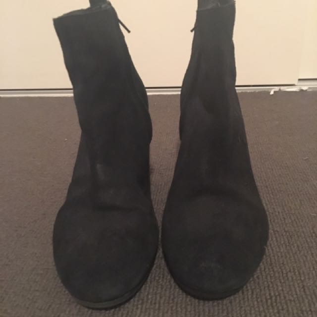 Witners Wedged Boots