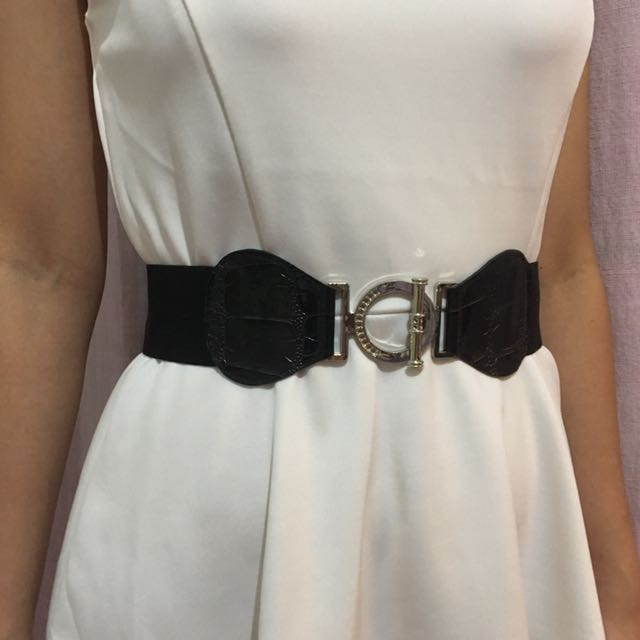 Woman Belt - Circle Pattern