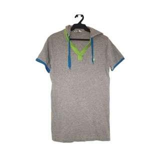 Men's Shirt with Hoodie