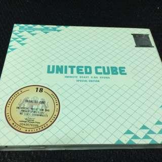 United Cube - Special Edition Album