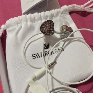 ORIGINAL Swarovski Headphones (NEW)