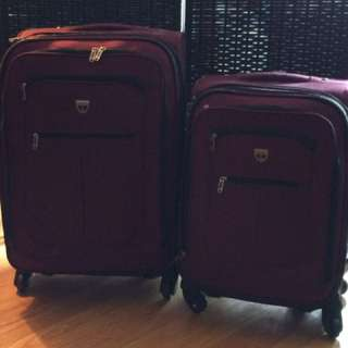 Travelpro suitcases