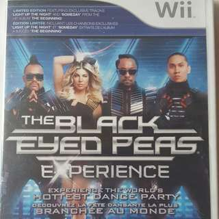 The Black Eyed Peas Experience - Wii Game
