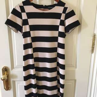 Club Monaco Striped Dress