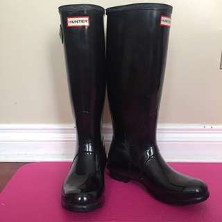 Women's Tall Hunter Boots
