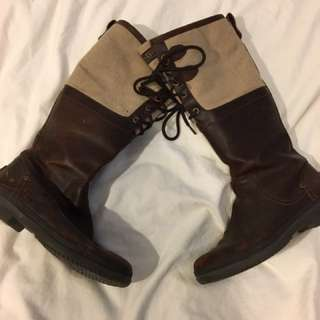 Brown UGG Winter Boots