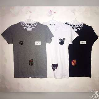 Mango shirt w/patch