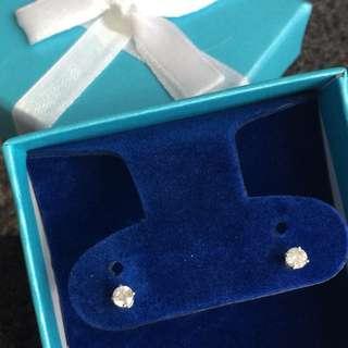 PRICE DROP! Diamond Stud Earrings