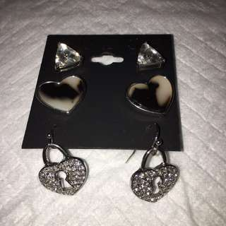 Guess Earrings NEW