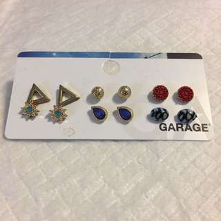 Garage Earrings NEW