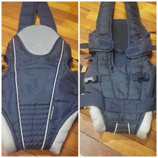 Mothercare 2way baby carrier