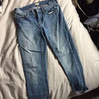 Jcrew Stretch Jeans