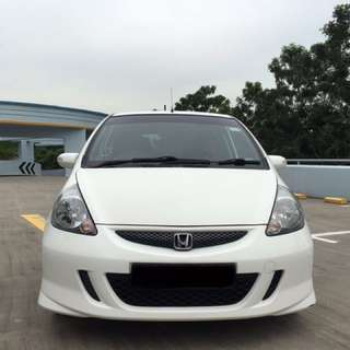 6 Units of Honda Jazz / Fit 1.3A For Sales