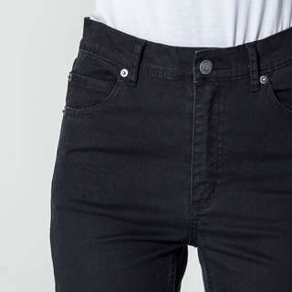 Cheap Monday Second Skin Black Skinny Jeans