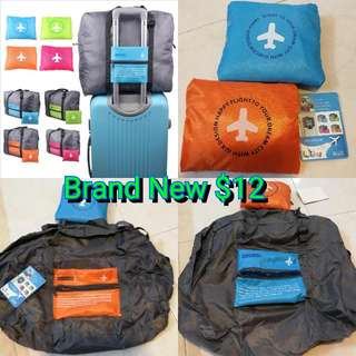Brand new waterproof foldable travel bag