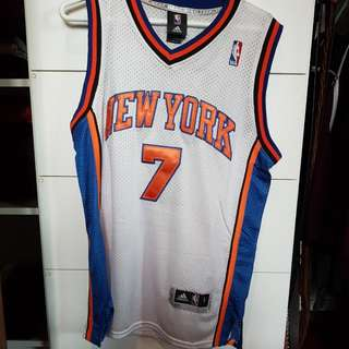 Carmelo Anthony Adidas Replica Home Jersey
