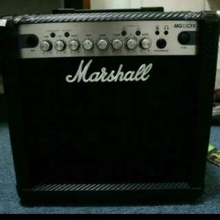 Marshall MG15CFX Amplifier