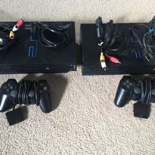 PS2 & Games