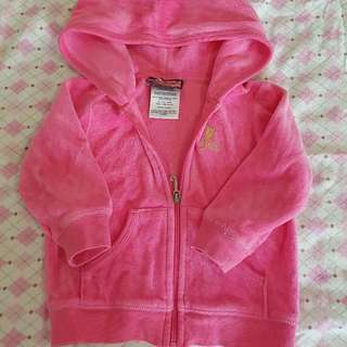 Juicy Couture Sweater Size 12 Months
