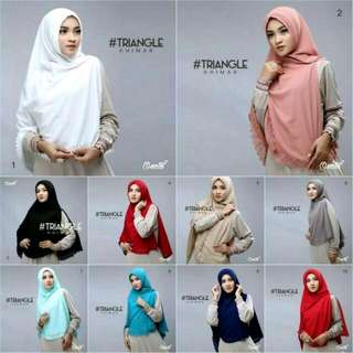 Khimar Triangle Cutting
