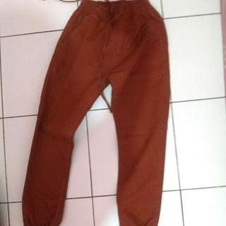 Jogger Pants Size M