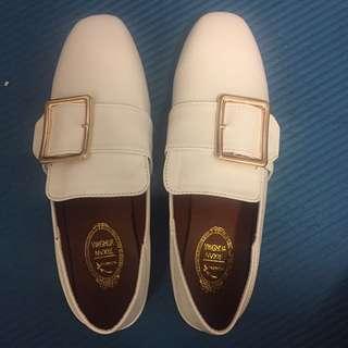 全新🎀歐美懶人方頭鞋