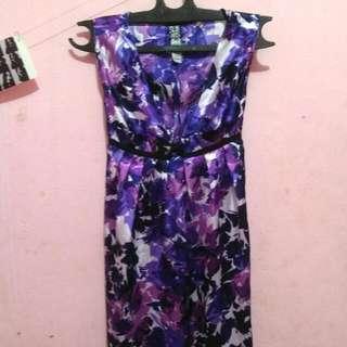 Satin Dress By Magnolia