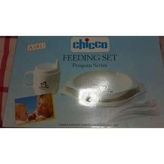 Chicco Feeding Set