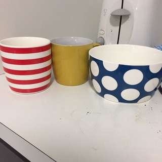 Mugs N Bowl