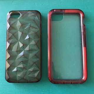 iPhone 5s Cases X 2