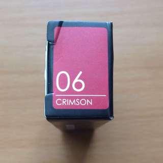Matte Lipstick- Crimson #06