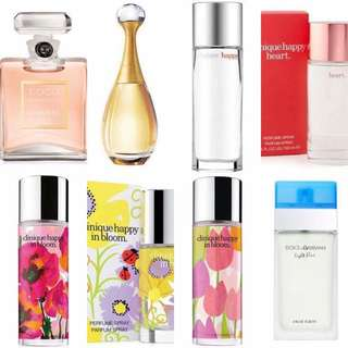 Affordable Jo Malone and Signature Scents!!!