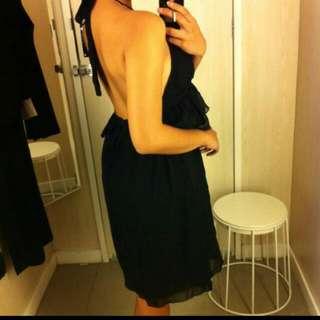 Sexy Back Dress
