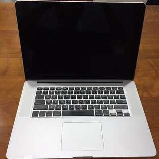 MacBook Pro early 2013