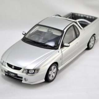 WTS: HOLDEN VY SS UTE SERIES II SILVER 1:18