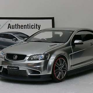 WTS: HOLDEN COUPE 60 CONCEPT CHROME 1:18