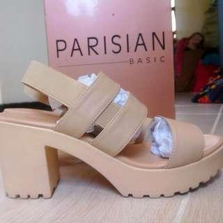 Parisian Block Heels