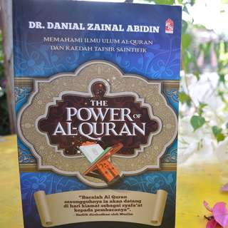 The Power of Al-Quran (malay)