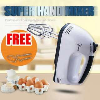 7 Speed Mixer FREE POSTAGE
